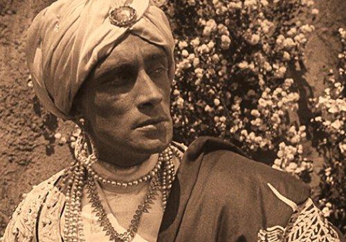 100 Jahre Stummfilm: Das Indische Grabmal - Teil 1 - Eintritt Frei