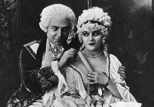 Lubitschs Geliebte: Madame DuBarry Live am Klavier Ekkehard Wölk - Eintritt Frei
