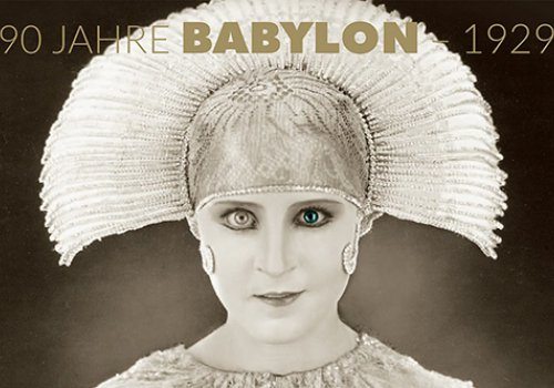 Metropolis LIVE Babylon Orchester Berlin (OmeU)